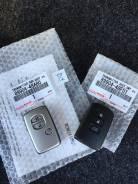 Ключ зажигания. Toyota Highlander, GSU50, GSU40, GSU55L, ASU40, ASU50, ASU50L, GSU45, GSU40L, GSU55 Двигатели: 2GRFE, 1ARFE
