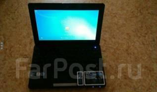 "Asus Eee PC 1015. 10.1"", 1,2ГГц, ОЗУ 1024 Мб, диск 320 Гб, WiFi, Bluetooth, аккумулятор на 5 ч."