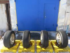 Dunlop Grandtrek SJ7. Всесезонные, износ: 5%, 4 шт
