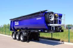Grunwald. Полуприцеп самосвальный Gr-TSt 31, 29 550 кг.