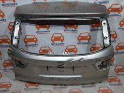Дверь багажника BMW X3