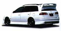 Накладка на бампер. Toyota Caldina, AT211, AT211G, CT216, CT216G, ST210, ST210G, ST215, ST215G, ST215W