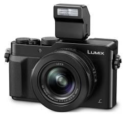 Panasonic Lumix DMC-LX100. 10 - 14.9 Мп, зум: 3х