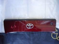 Вставка багажника. Toyota Corolla Ceres, AE100, AE101 Двигатели: 4AGE, 4AGZE, 5AFE, 4AFE