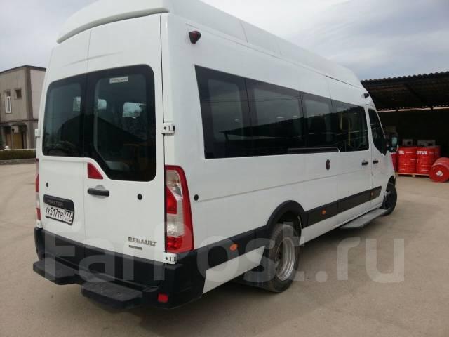 renault master (рено мастер) автобус