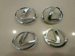 """Значки для колпаков литых дисков Lexus. Диаметр Диаметр: 17"""", 1 шт."""