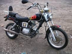 Viper Harley , 2008. 72 куб. см., исправен, птс, с пробегом