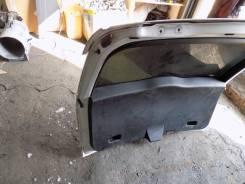 Обшивка крышки багажника. BMW X3, E83