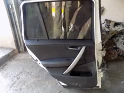 Стекло боковое. BMW X3, E83