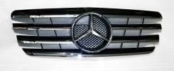 Решетка радиатора. Mercedes-Benz E-Class, W210