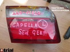 Фальшпанель Mazda, Capella, левая задняя