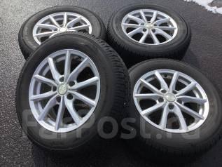 205/65R16 Toyo Garit G4 на литье. (16504R). 6.0x16 5x114.30 ET35