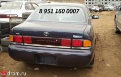 Стекло боковое. Toyota Sprinter, AE100 Двигатели: 5AFHE, 5AF, 5AFE