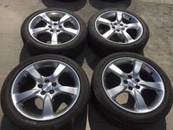 "215/45 R17 Bridgestone Regno GR-XT литые диски 5х100 (К7-1703). 7.0x17"" 5x100.00 ET55"