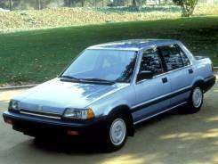 Honda Civic. AK1207396, EW