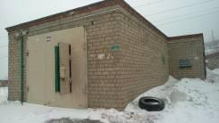Гаражи капитальные. улица Карбышева 52, р-н БАМ, 18 кв.м., электричество, подвал. Вид снаружи