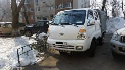 Kia Bongo. Двухкабинный, 2900 куб. см во Владивостоке, 2 900 куб. см., 1 000 кг.