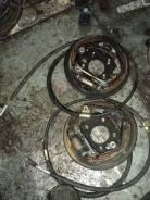 Колодка тормозная. Toyota Caldina, CT197, CT196, ET196 Двигатели: 3CE, 2C, 5EFE