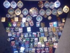 Продам советские значки