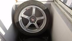 Продам комплект летних колес на 18. 7.5x18 5x100.00, 5x114.30 ET47