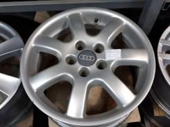 Audi. 7.5x16, 5x112.00, ET42.5, ЦО 57,1мм.