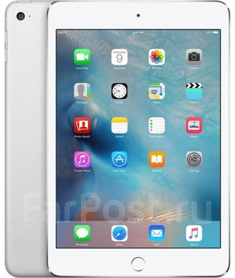 Apple iPad mini 4 Wi-Fi 128Gb
