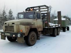 Краз 250. Продам Краз (Трал-Лесовоз), 14 860 куб. см., 20 000 кг.