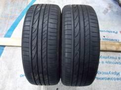 Bridgestone Potenza RE050A. Летние, 2008 год, износ: 10%, 2 шт
