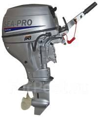 Sea-Pro. 15,00л.с., 4-тактный, бензиновый, нога S (381 мм)