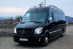 Автобусы Mercedes Benz Бизнес класса вместимостью 20 мест