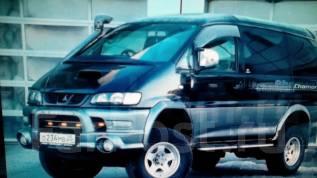 Mitsubishi Delica. автомат, 4wd, 2.8 (125 л.с.), дизель, 300 000 тыс. км