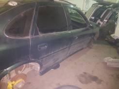 Стекло боковое. Opel Vectra