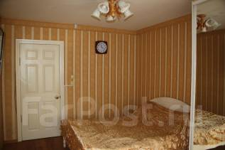 3-комнатная, улица Котельникова 2. Третья рабочая, частное лицо, 61 кв.м.