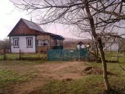 Продам дом из бруса. С. Новотроицкое, р-н Анучинский, площадь дома 45 кв.м., скважина, электричество 25 кВт, отопление твердотопливное, от частного л...