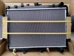 Радиатор охлаждения двигателя. Nissan Vanette, VUJNBC22, VUJC22, SKF2VN, SK22VN, VPC121, SKF2MN, VHGC122, VPJC22, VHC122, SK82MN, VPGC121, VEGC120, VU...