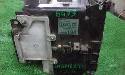Корпус радиатора кондиционера. Mitsubishi Diamante, F46A, F34A, F36A, F31AK, F31A, F41A