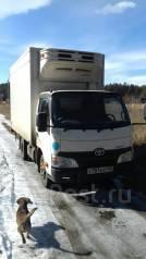 Toyota Dyna. Продается грузовой рефрижератор Тойота Дюна 2012 года, 4 000 куб. см., 2 200 кг.