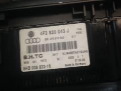 Блок управления климат-контролем. Audi A6, 4F2/C6, 4F5/C6