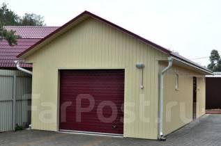 Ремонт гаражей. Реставрация гаражей. Все виды ра