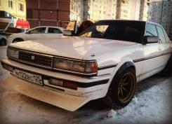 Toyota Cresta. ПТС toyota cresta 1989