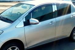 Накладка декоративная. Toyota Vitz