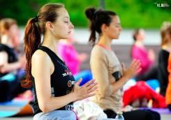 Тренер по йоге. Образование не указано
