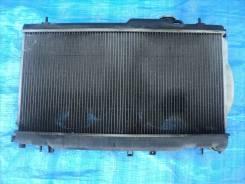 Радиатор охлаждения двигателя. Subaru Impreza, GG3, GG2, GD9, GG9, GD3, GD2 Двигатели: EJ204, EJ152