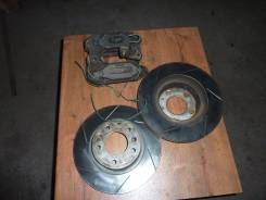 Диск тормозной. Mazda RX-7, FD3S