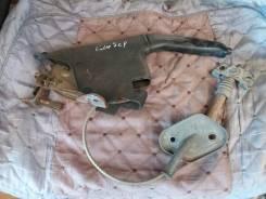 Ручка ручника. Nissan Bluebird, HU14 Двигатель SR20DE