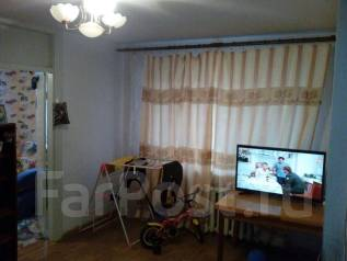 2-комнатная, улица Кутузова 5. Вторая речка, частное лицо, 45 кв.м.
