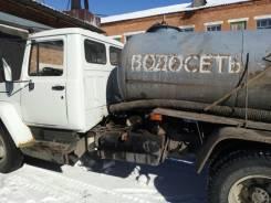 ГАЗ 3309. Газ 3309 ассенизатор, 4 750 куб. см.