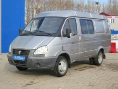 ГАЗ 2705. - грузо-пассажирский фургон 2010г. в., 2 900 куб. см., 1 500 кг.