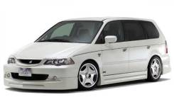 Губа. Honda Odyssey