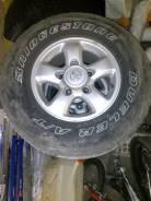 Продам литье на LAND Cruiser 100. x16 5x150.00
